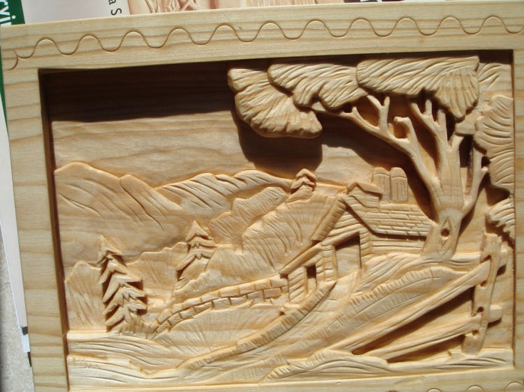 Best relief carving images on pinterest wood carvings