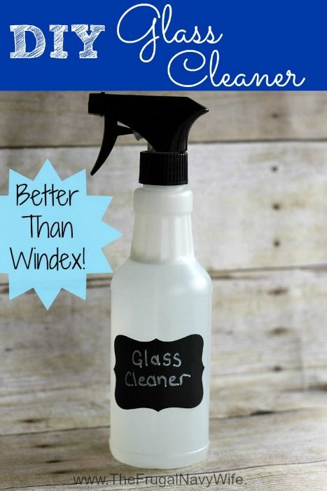 ferragamo sale shoes usa DIY Better Than Windex Glass Cleaner