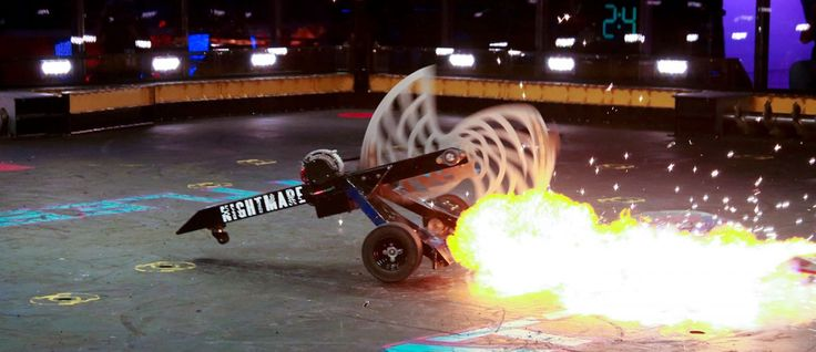 TV Nerd: Battlebots Episode 4 Recap | Nerds Central