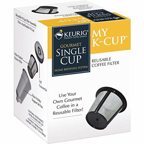 Keurig My K-Cup Reusable Coffee Filter (Single)