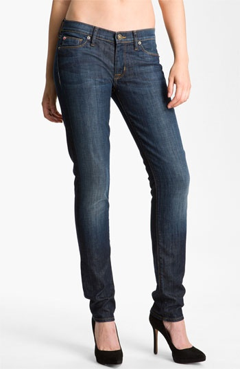 Hudson Jeans 'Collette' Skinny Jeans (Holloway) available at #Nordstrom: Clothing Fashion Sho, A Mini-Saia Jeans,  Blue Jeans, Anniversaries Sales, Skinny Jeans, Jeans Collett, Nordstrom Anniversaries, Hudson Jeans, Jeans Holloway