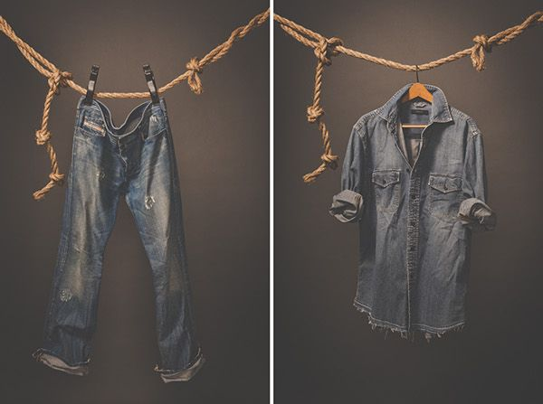 Editorial Product Photography : Jeans on Behance