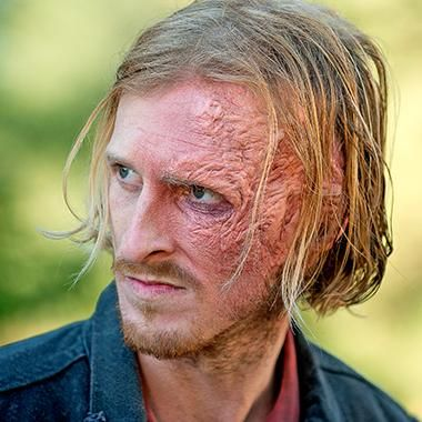 Hot: Dwight speaks! Austin Amelio on playing the new Walking Dead villain