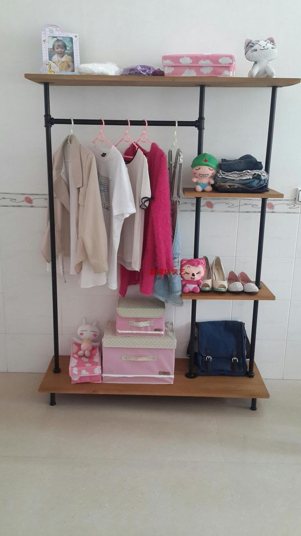 Top shelf clothing store