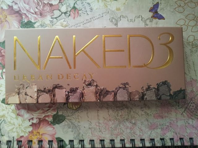 Stars and stellars           : Urban Decay Naked 3 palette : A review!