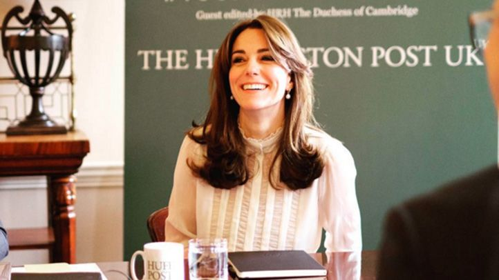 The Positive Message Behind Kate's 'Secret' to Losing Baby Weight