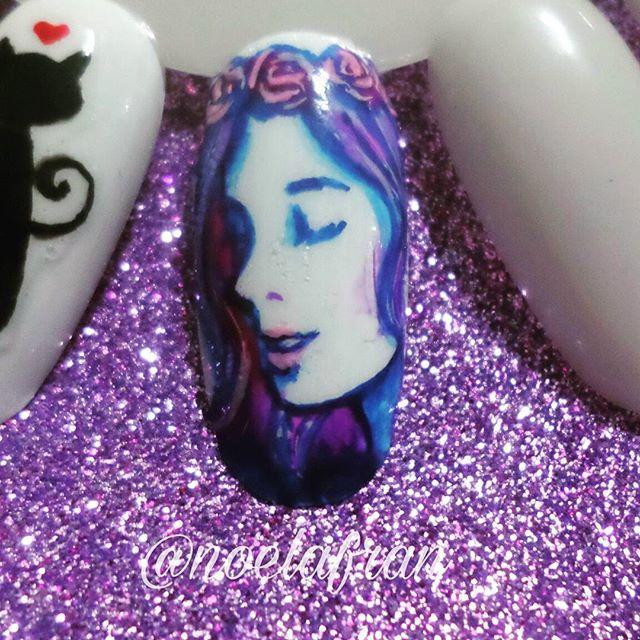 ●Curso de nail art y Micropintura● +info por privado  #nails #nailstagram #instanails #nails2inspire #nailart #nailsdesign #cursodenailart #l4l #like4like #forlike #follow #followme #uñas #micropintura #noelialafrannails