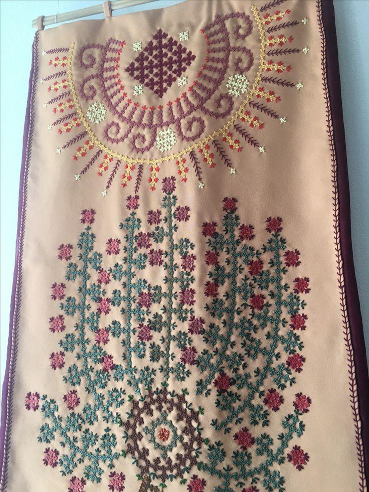 Marash stitch