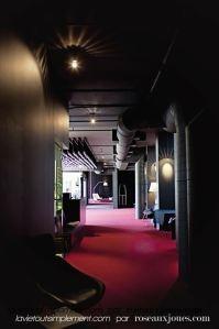 Hotel Zéro 1 dans le cadre du projet En mode locale, mettant en valeur les créateurs de mode montréalais. Les détails du projet sur www.lavietoutsimplement.com