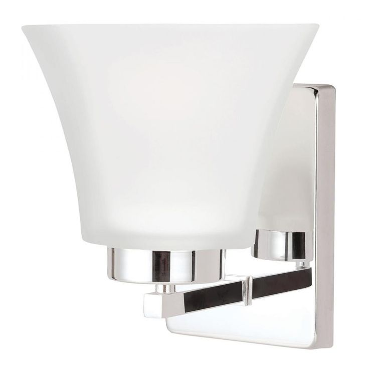 4111601 05   Chrome 1 Lt  Bayfield Wall Sconce. 21 best Projeto Fran images on Pinterest   Live  Bedrooms and Homes