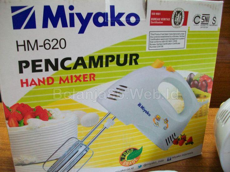 Hand mixer miyako Hm-620
