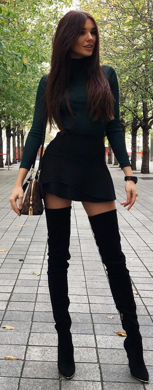 Thigh High Boots - Shop Fashion Clothing & Accessories