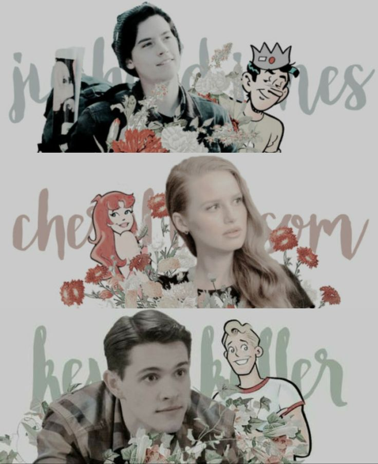 Riverdale Characters: The 25+ Best Riverdale Characters Ideas On Pinterest