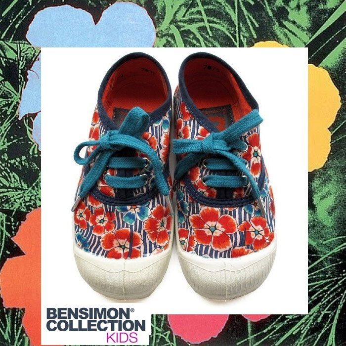 Spring shoes for kids at Bensimon Greece!