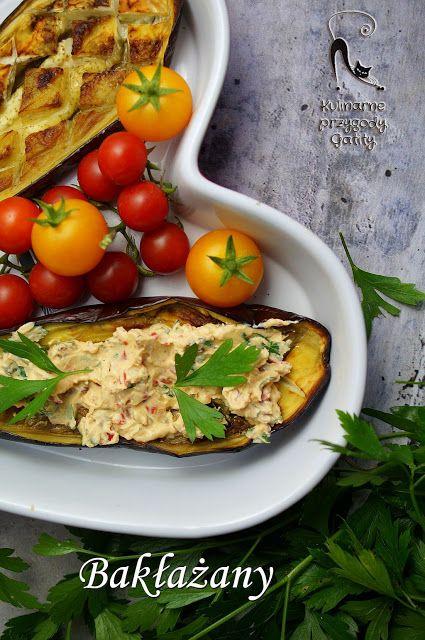 Kulinarne przygody Gatity: Bakłażan zapiekany z serkiem