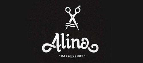 Voir plus de logo de coiffeurs avec des ciseaux sur http://graphiste-lab.ch
