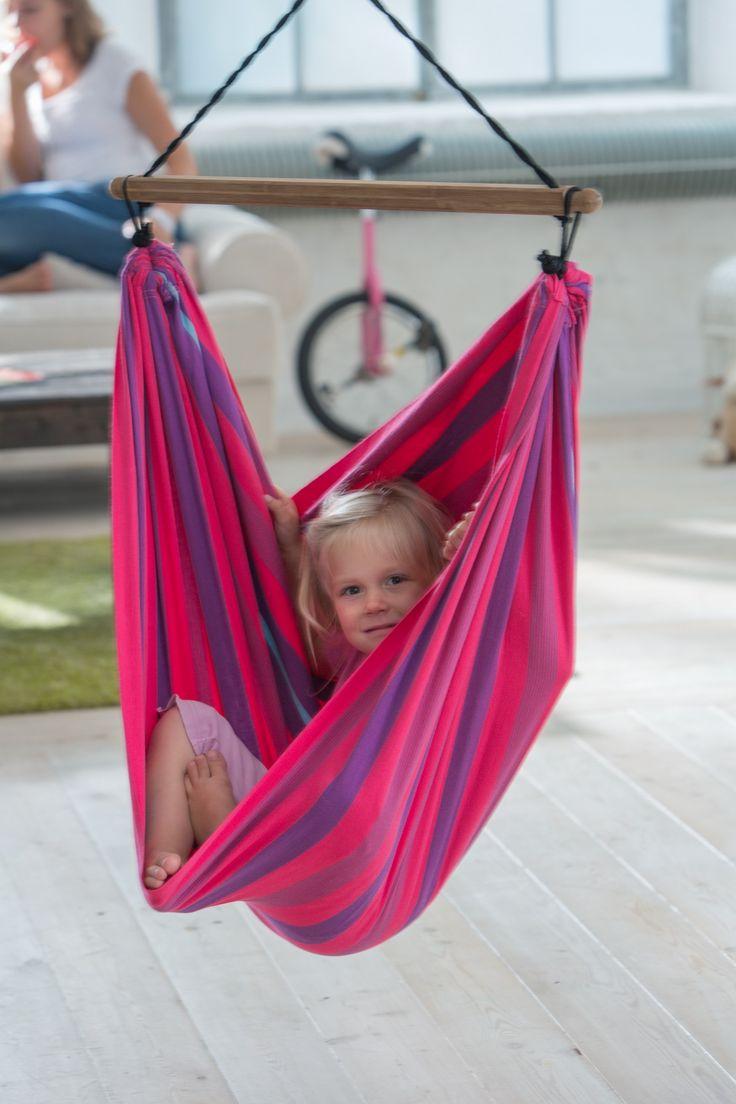 Kinder-Hängestuhl LORI lilly - Kinder- und Baby-Hängematte