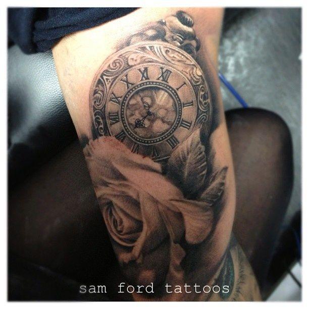 Sam Ford Tattoos Silver Needle  edd4de23fd5055cc28b74a13ce997e23.jpg (612×612)