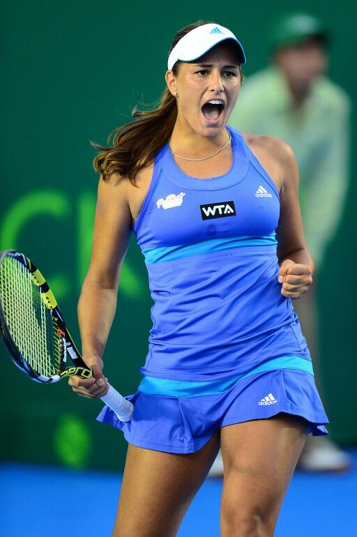 Monica Puig- 2016 Rio Olympics Gold Medal winner...first gold medal for Puerto Rico!