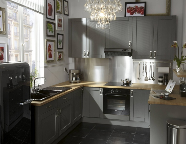 128 best Cuisine images on Pinterest Home ideas, Kitchens and - Leroy Merlin Renovation Cuisine