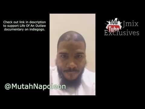 Mutah 'Napoleon' Beale on Not Being In 2pac Movie & Life Of An Outlaw In New Livestream  - YouTube