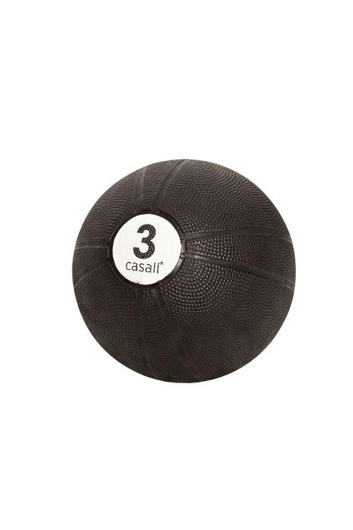 Et meget bra redskap for både individuell- og gruppetrening. Perfekt for trening av core og øvrig overkropp. Ballen er velbalansert og har en mønstret overflate som gir bra grep.<br>
