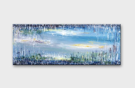 Abstract art Canvas painting Large painting Original by artbyasta
