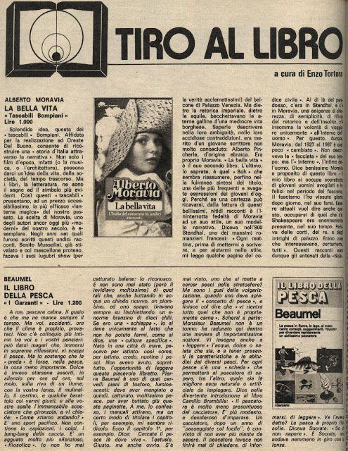 SCRIVOQUANDOVOGLIO: TIRO AL LIBRO (29/06/1976)