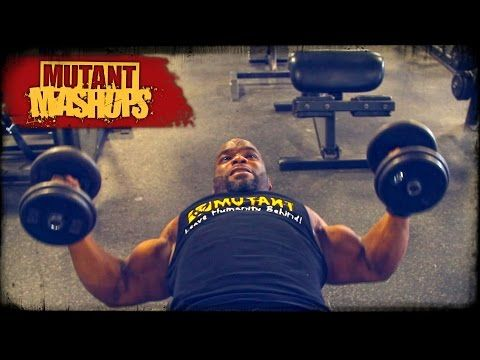 OFFICIAL MUTANT TV: 2 Moves for a CHAMPION Chest! Johnnie O. Jackson - MUTANT Mash-Up