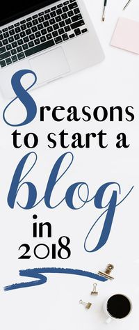 This is AWESOME - there are so many benefits to starting a blog that I've never thought of. (Saving this article for the great blogging tips!)