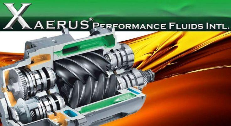Xaerus Industrial Compressor Lubricants