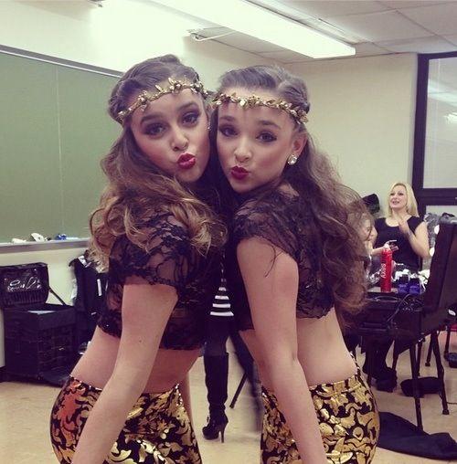 Kendall and Kalani duet