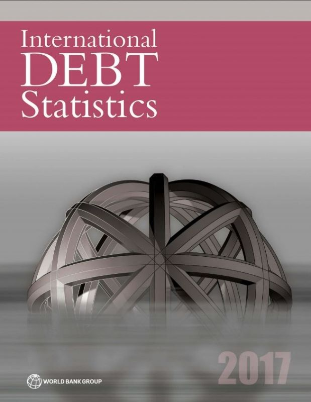 IDS 2017 presents statistics and analysis on the external debt and financial flows (debt and equity) for the world's economies for 2015.