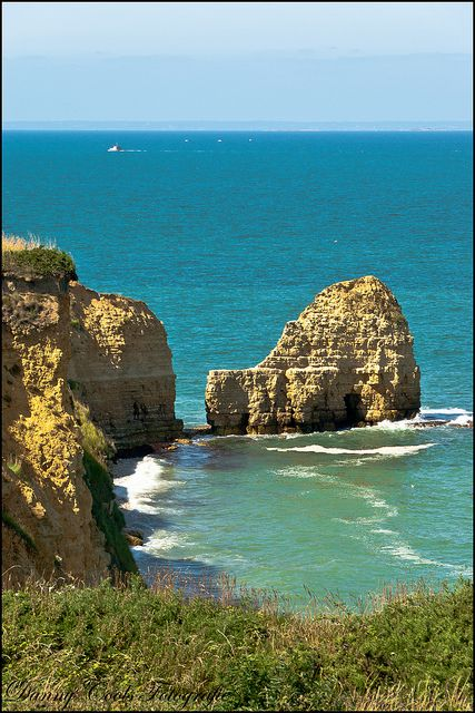 Le Pointe du Hoc ~ Normandy