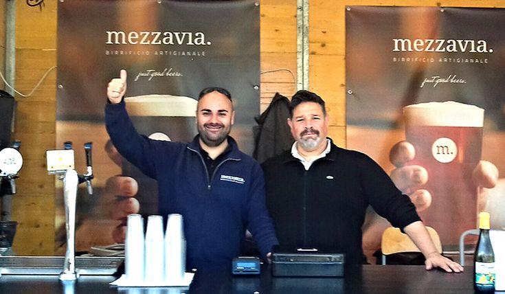 Intervista ad Alessandro Melis e Gianmichele Deiana del Birrificio Mezzavia - Le Strade della Birra, il magazine sul mondo della birra artigianale in Italia