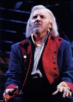 "Jean Valjean, Les Miserables ""my soul belongs to God, I know, I made that bargain long ago"""