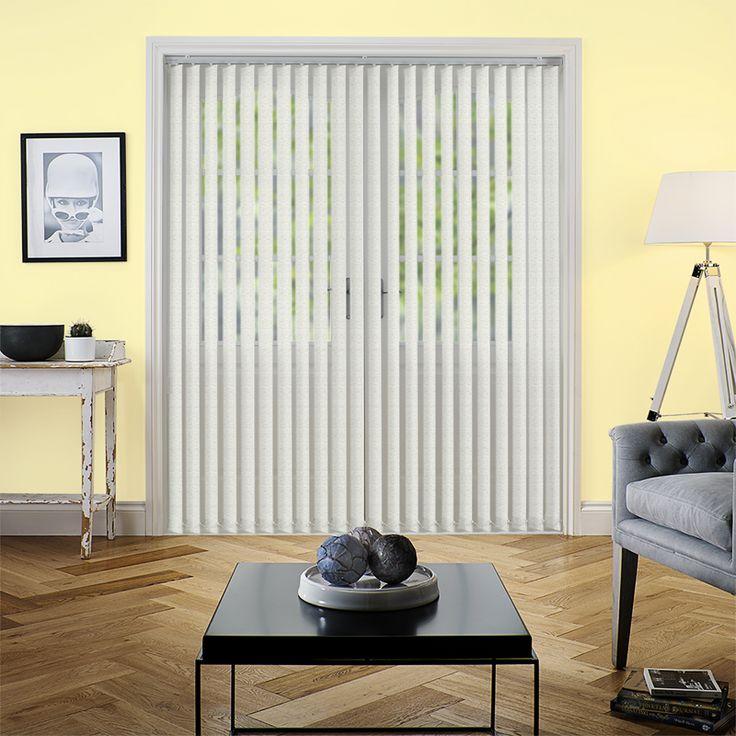 Best 25 Vertical Blind Slats Ideas On Pinterest Blinds