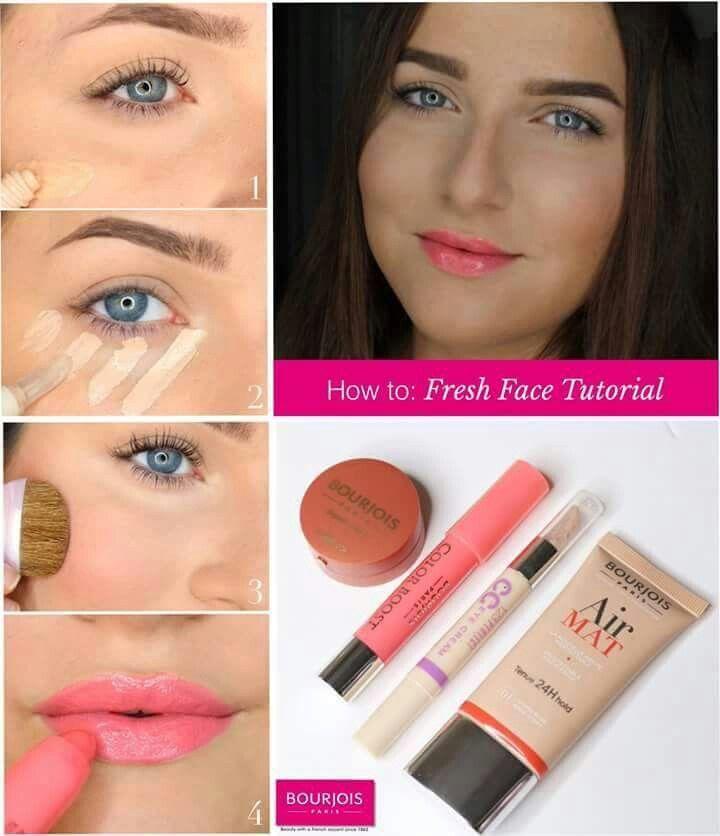 Maquillage frais Bourjois