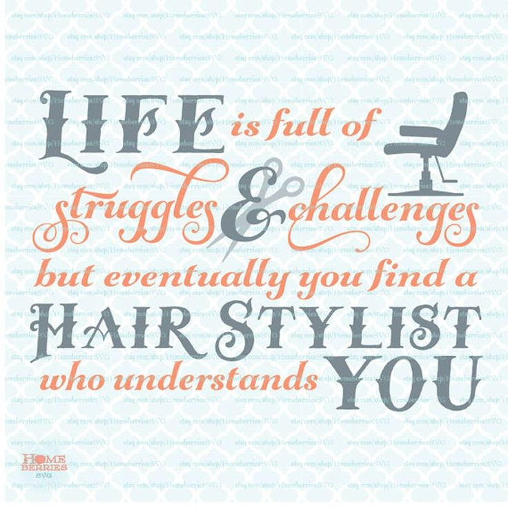 hair stylist quotes pinterest - photo #14