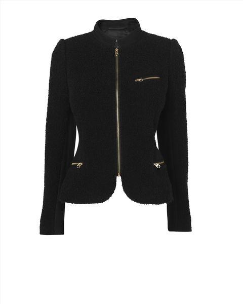 Italian Boucle Jacket