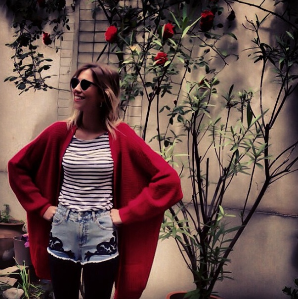Alexandra Rosenfeld _ Love look