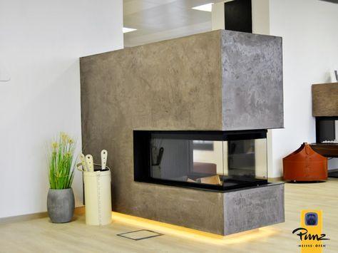 Die besten 25+ Moderne Kaminöfen Ideen auf Pinterest Holzöfen - moderne luxus kamine