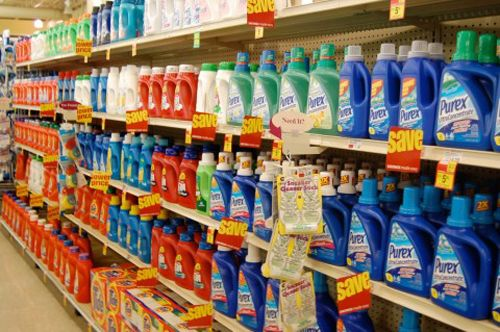 Homemade Non-Toxic Laundry Detergent Recipe - Small Footprint Family