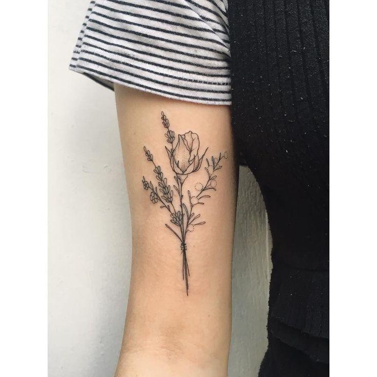 Rose Flower Tattoos, Tattoos