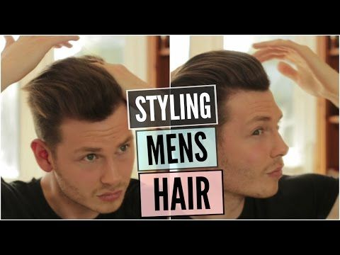Mens Hair 2015 - How To Style Curly Wavy Hair + Tips&Tricks | JAKE DANIELS - YouTube