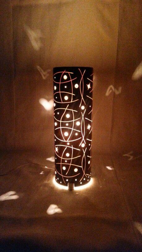 220 best pvc lamps images on Pinterest