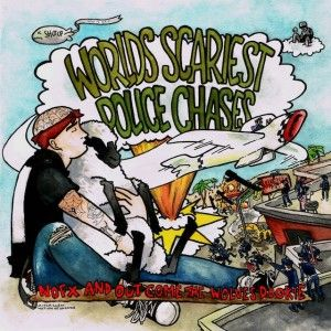 """World's Scariest Police Chases announce new album """"NOFX And Out Come The Wolves Dookie,"""" new song and pre-order up"""