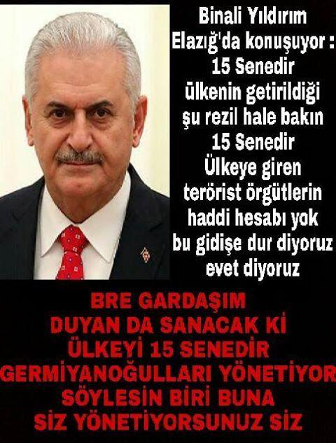 BREH BREH BREHHH !!! * Duyan da ülkeyi sanki 15 yıldır başka bir parti yönetiyor sanar …Ama benim AKP bağımlısı fazla düşünmeyen vatandaşım…
