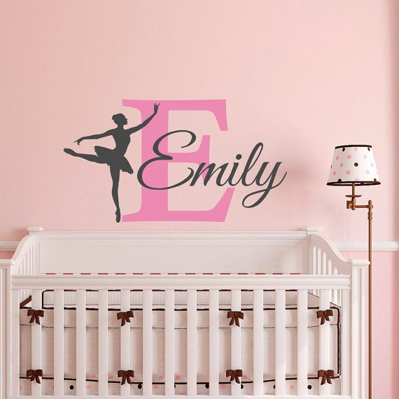 Best Personalized Decals Images On Pinterest - Personalized custom vinyl wall decals for nursery