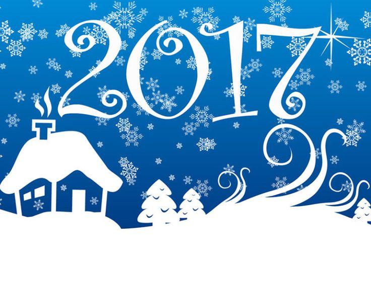 с новым годом 2017 в картинках принести пинетки